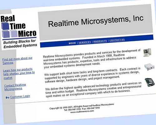 Realtime Microsystems